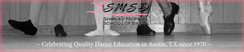 Shirley McPhail School of Dance